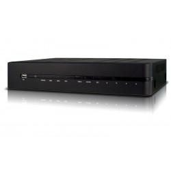 DVR 16 CANALI AHD 1080P FULLHD IBRIDO ICATCH