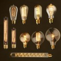 Lampadine Vintage a filamento
