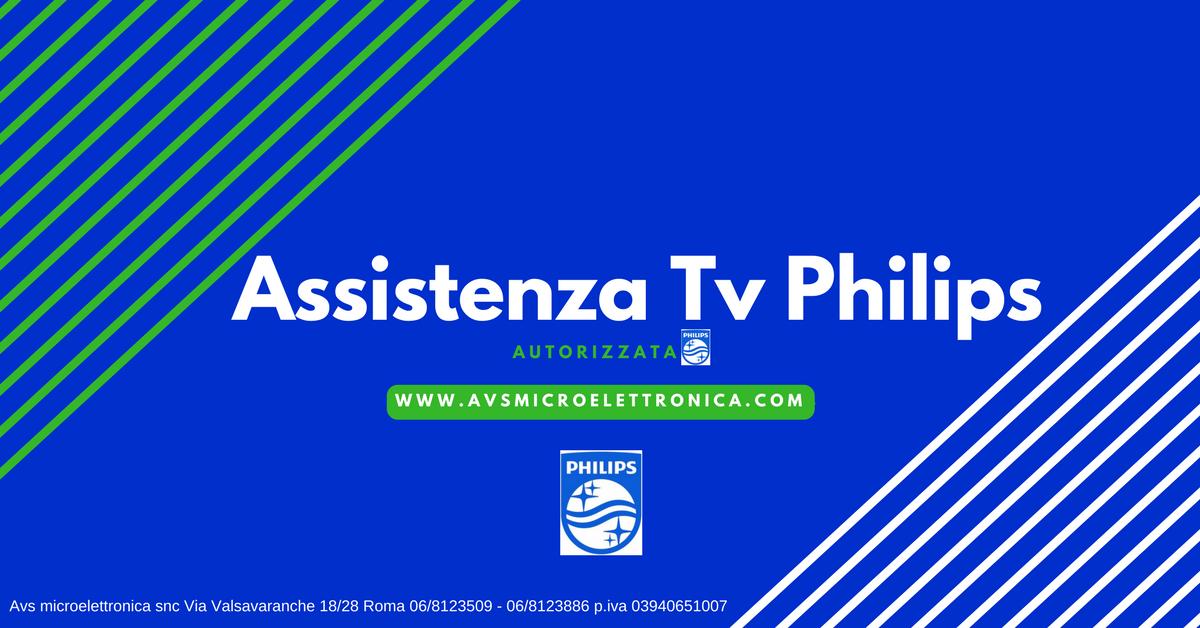 Assistenza Tv Philips.Assistenza Philips E Laboratorio Tecnico Riparazioni
